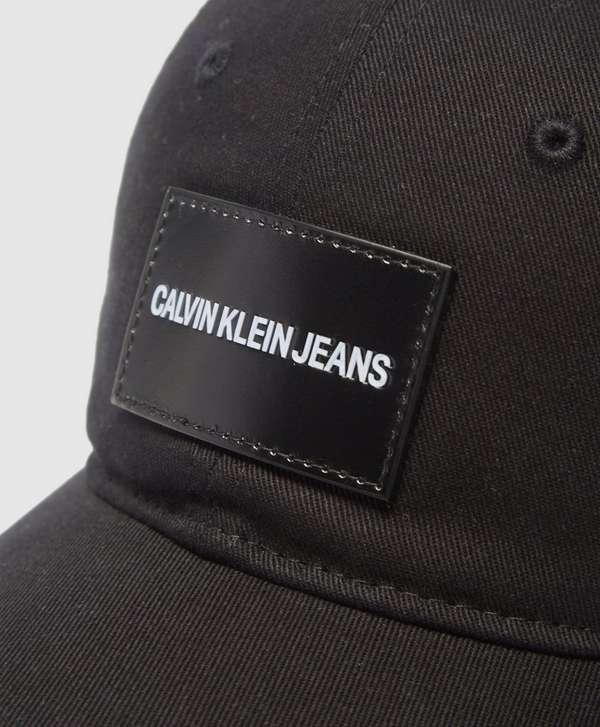 Calvin Klein Patch Logo Cap