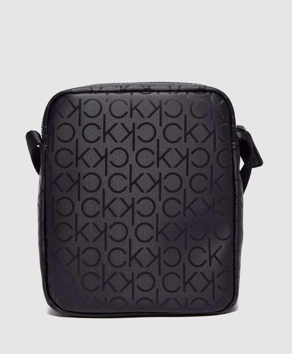 Calvin Klein Monogram Small Item Bag