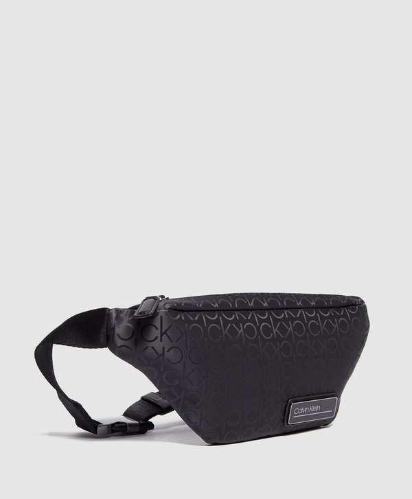 Calvin Klein Monogram Print Bum Bag