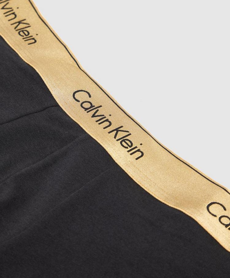Calvin Klein Gold Waistband Boxer Shorts