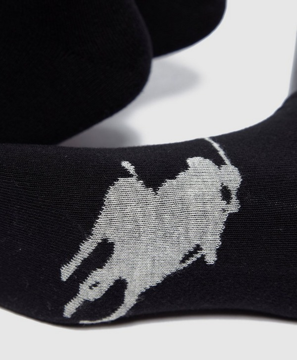 Polo Ralph Lauren 3 Pack Big Pony Trainer Socks