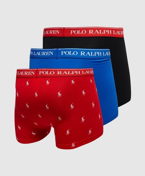 Polo Ralph Lauren 3 Pack Boxer Shorts