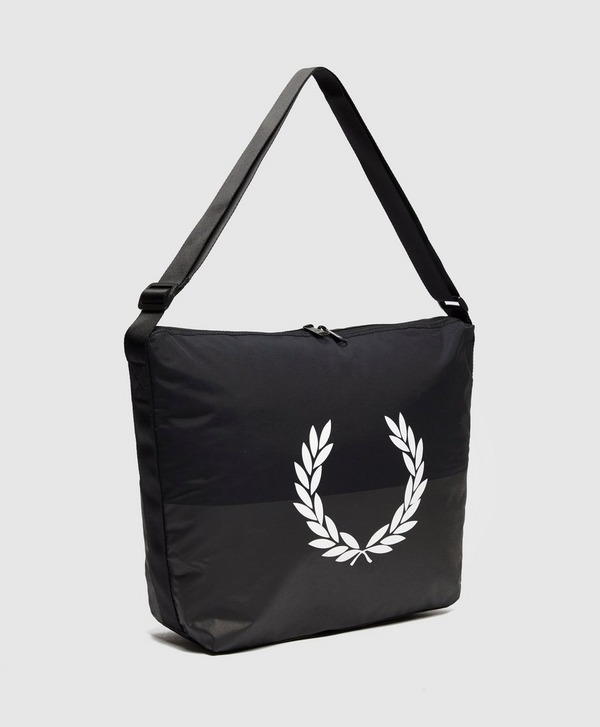 Fred Perry Logo Messenger Bag