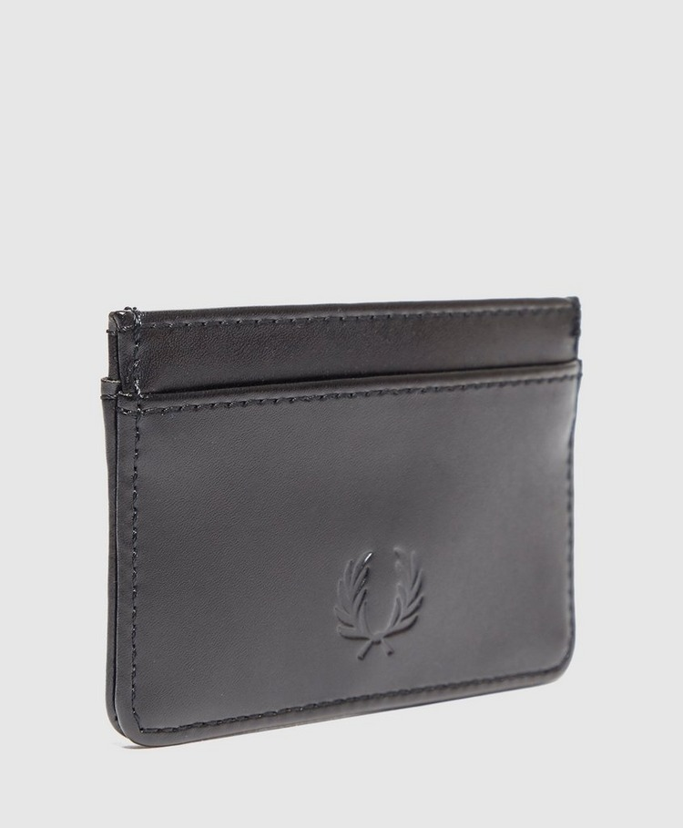 Fred Perry Emblem Logo Card Holder