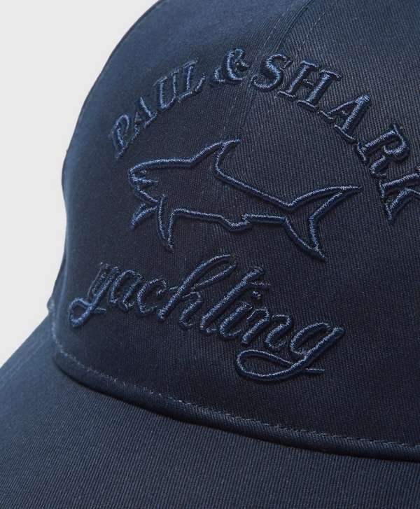 Paul and Shark Embroidered Cap