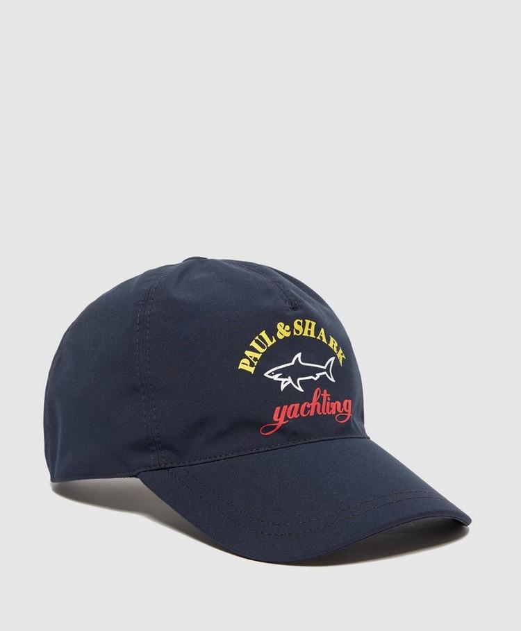 Paul and Shark Large Logo Cap
