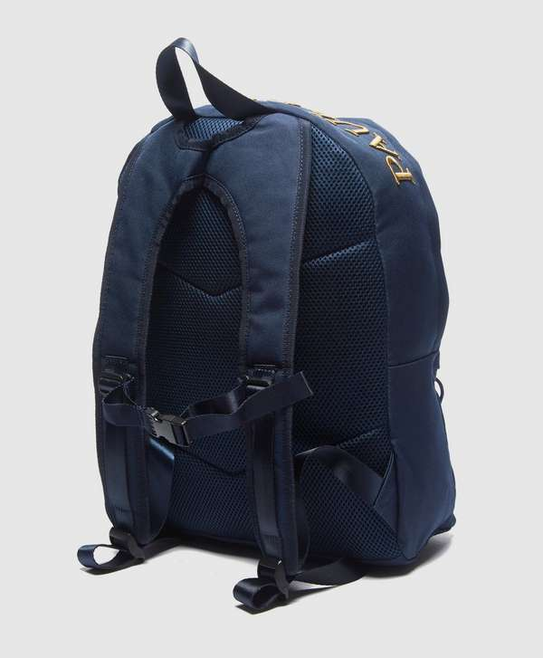 Paul and Shark Patch Logo Backpack