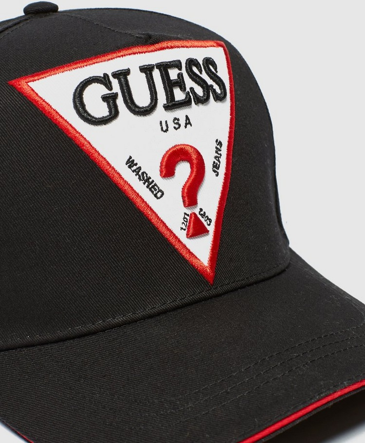 Guess Large Triangle Cap