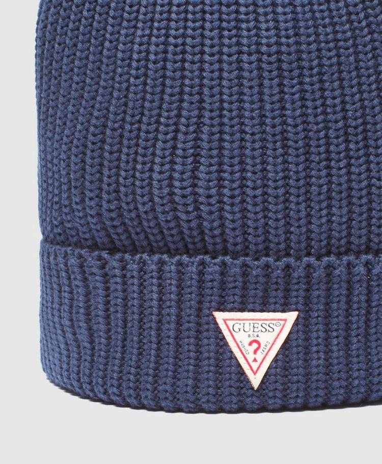 Guess Triangle Logo Beanie
