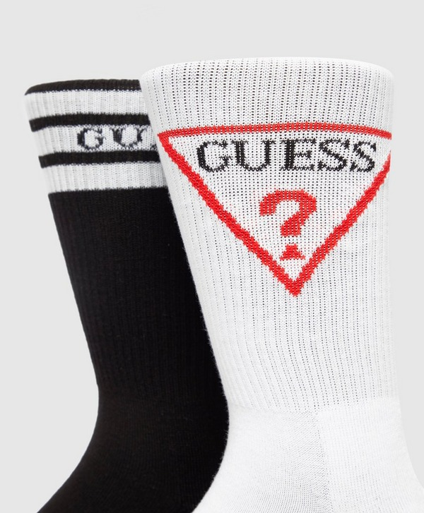 Guess 2-Pack Sports Socks