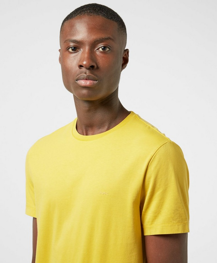 Michael Kors Garment Dyed Short Sleeve T-Shirt