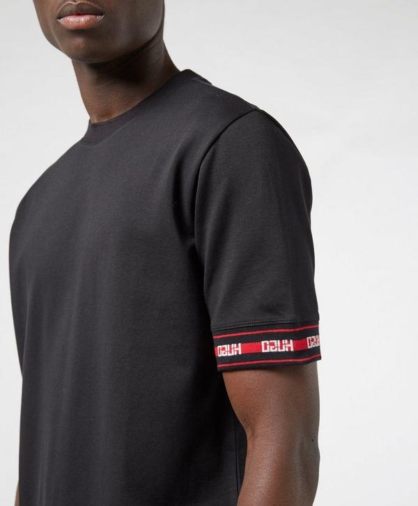 HUGO Derra Short Sleeve Tape T-Shirt