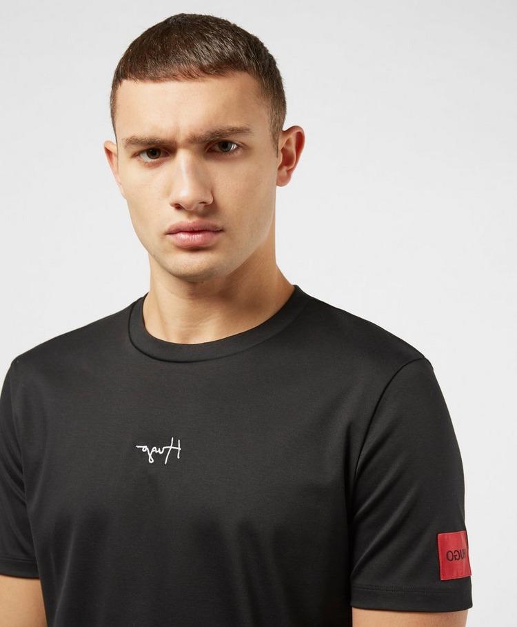 HUGO Durned Short Sleeve T-Shirt