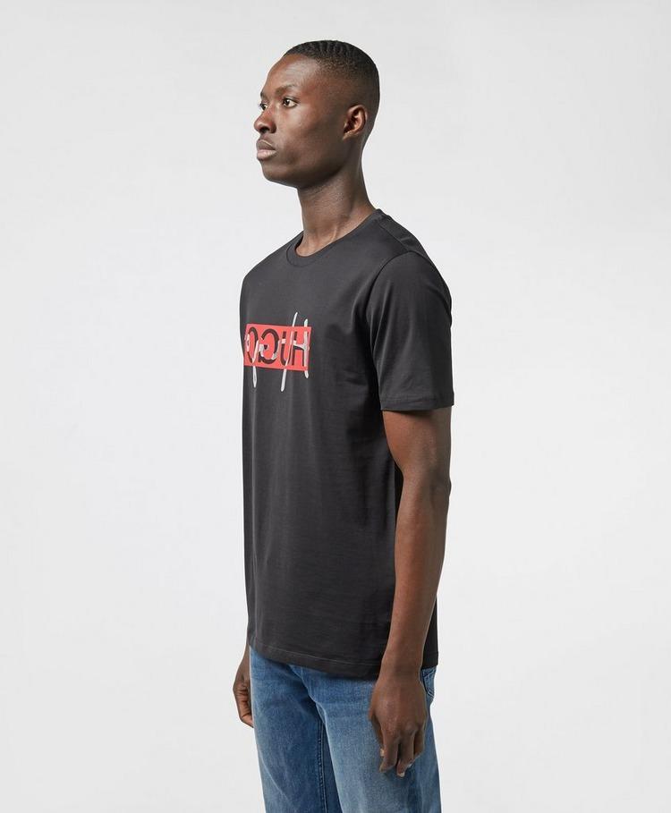 HUGO Dicagolino Short Sleeve T-Shirt