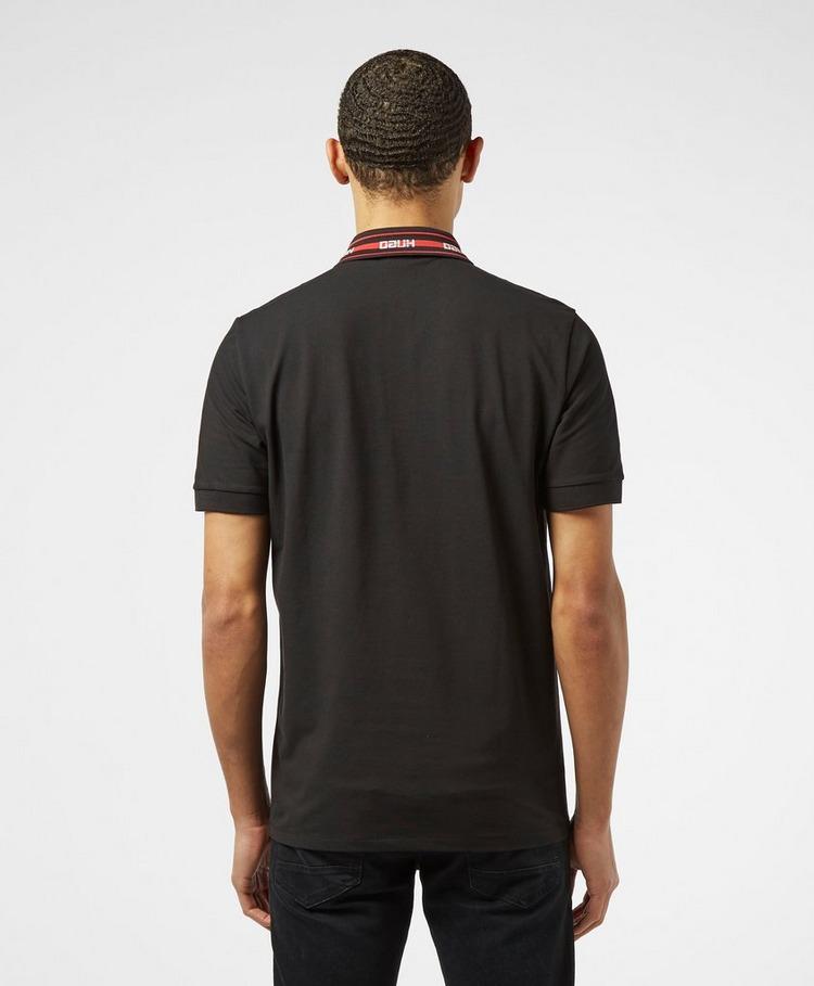HUGO Dwayne Short Sleeve Polo Shirt