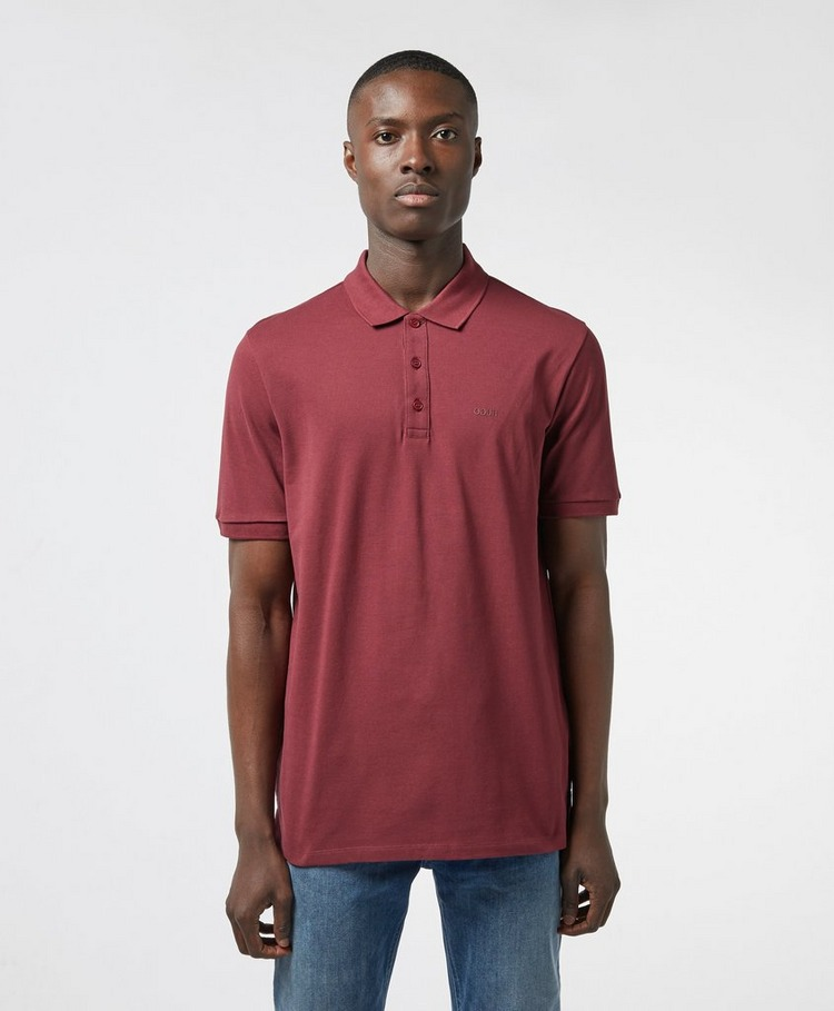 HUGO Donos Short Sleeve Polo Shirt