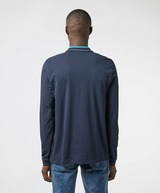 HUGO Donol Long Sleeve Polo Shirt
