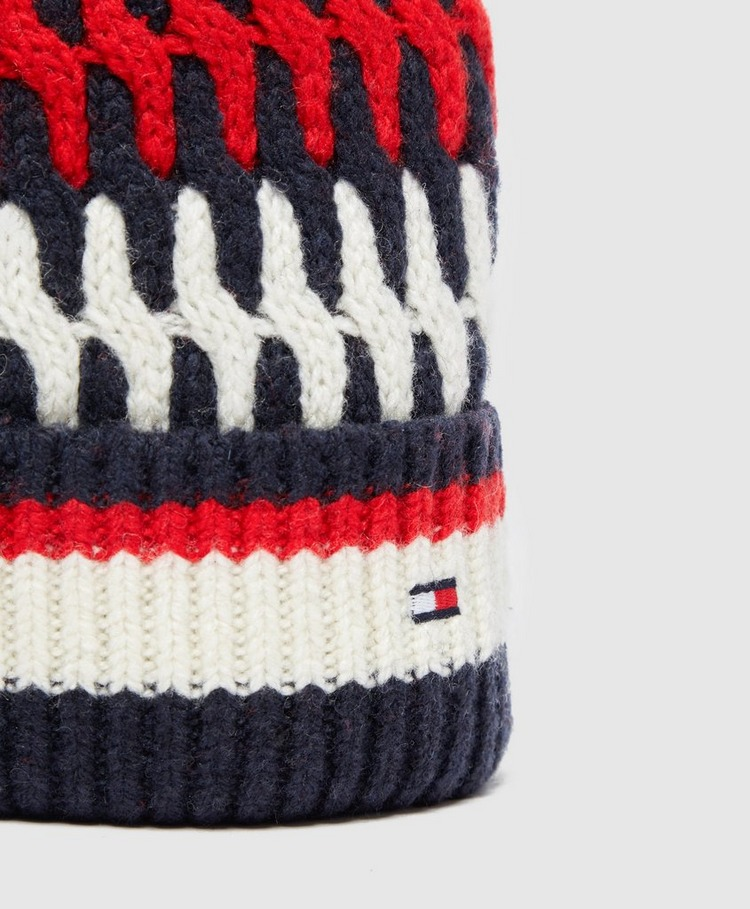Tommy Hilfiger Cable Beanie