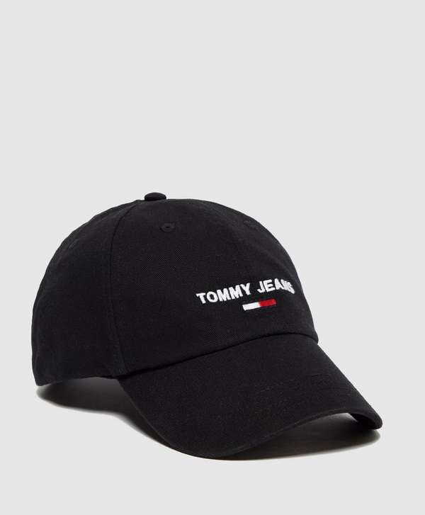Tommy Jeans Flag Logo Cap