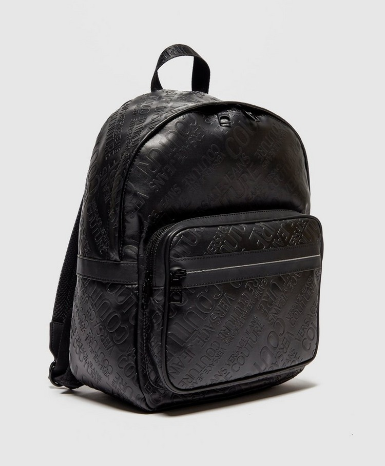 Versace Jeans Couture Embossed Backpack