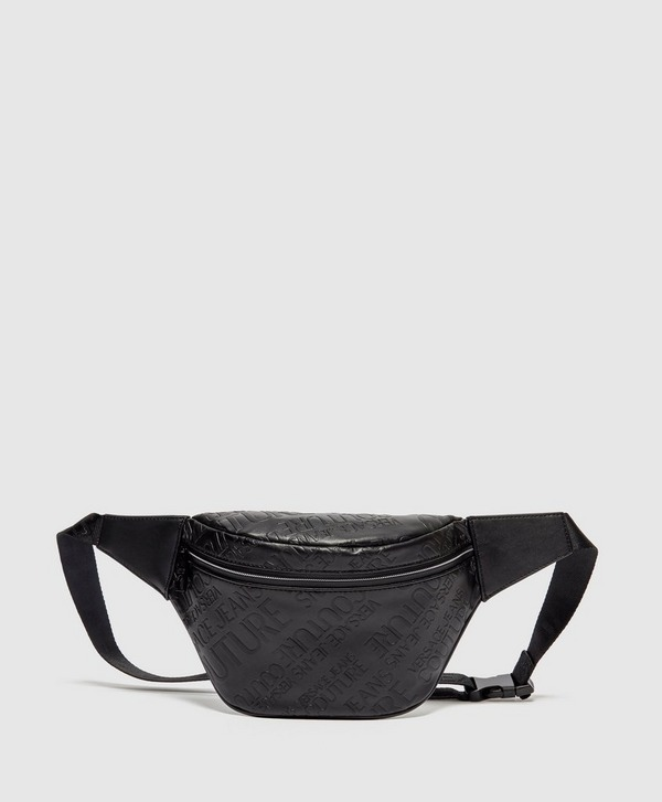 Versace Jeans Couture Embossed Print Bum Bag
