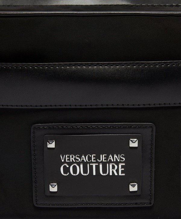 Versace Jeans Couture Centre Logo Cross Body Bag