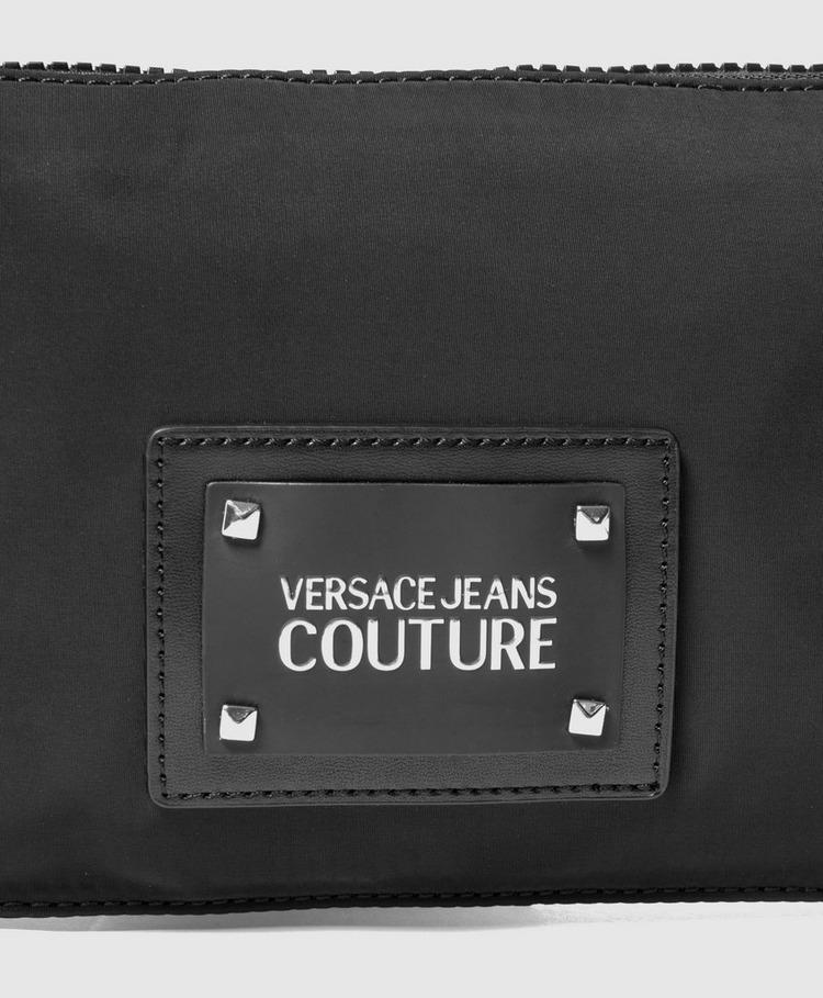 Versace Jeans Couture Centre Logo Pouch Bag