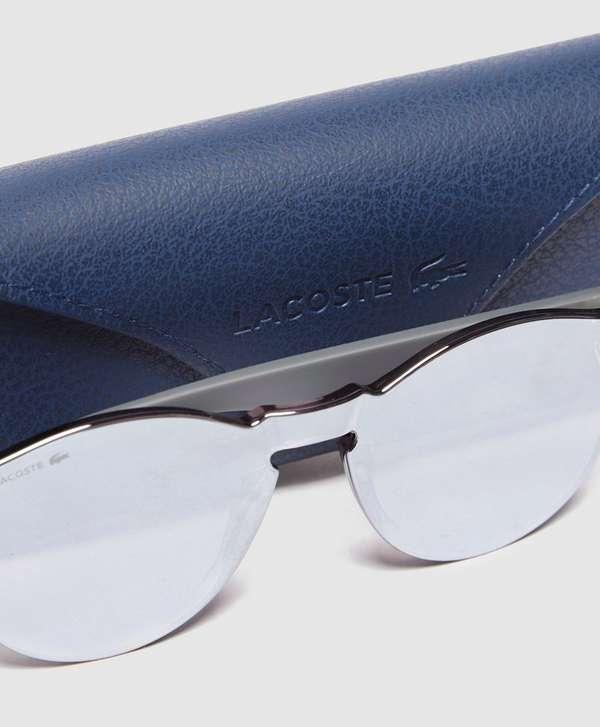 Lacoste Grey Mirror Sunglasses