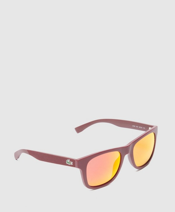 Lacoste Orange Lense Sunglasses