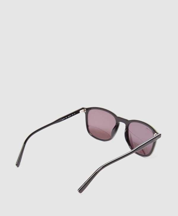 Lacoste Thin Black Sunglasses