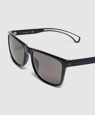 Calvin Klein Square Lens Sunglasses