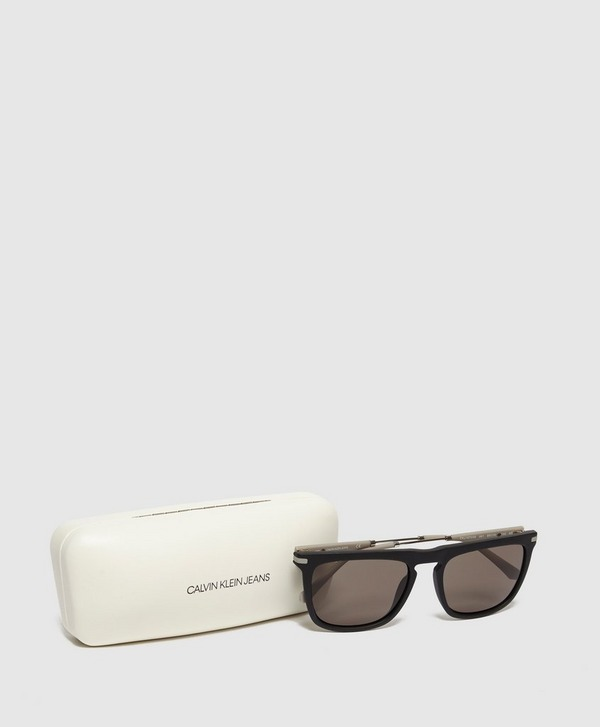 Calvin Klein Jeans Square Wayfarer Sunglasses