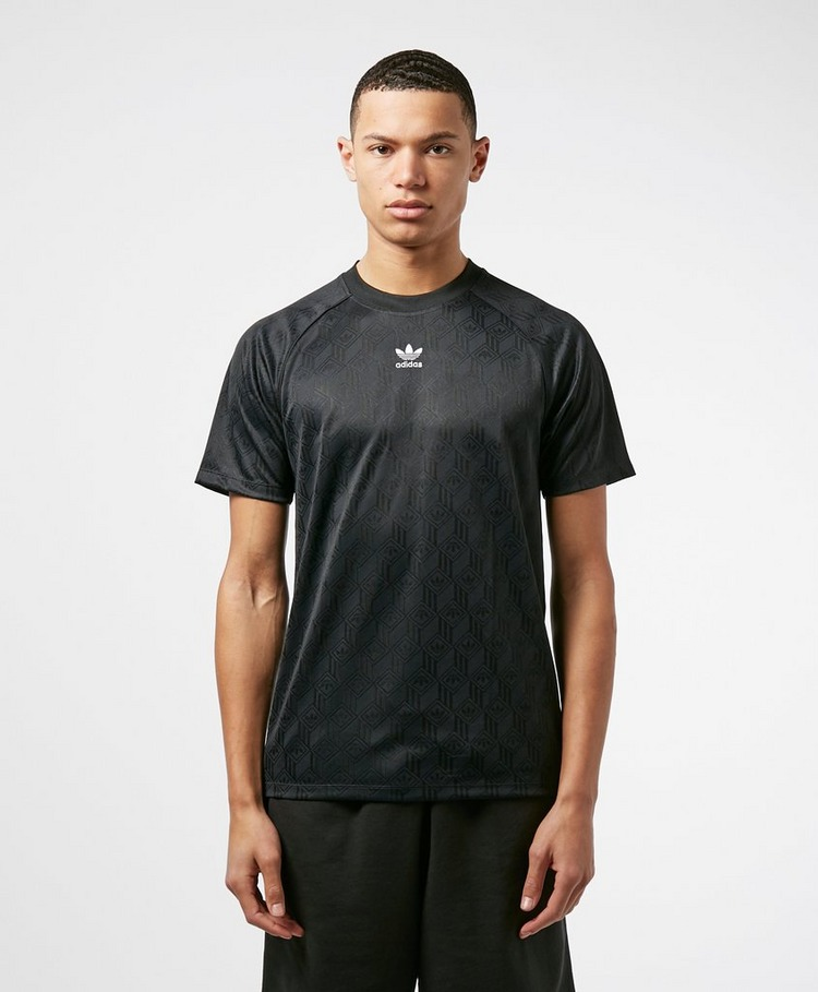 adidas Originals Mono Jersey Short Sleeve T-Shirt