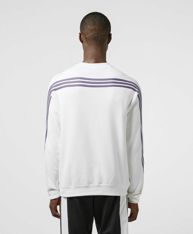 adidas Originals 3 Stripe Wrap Sweatshirt