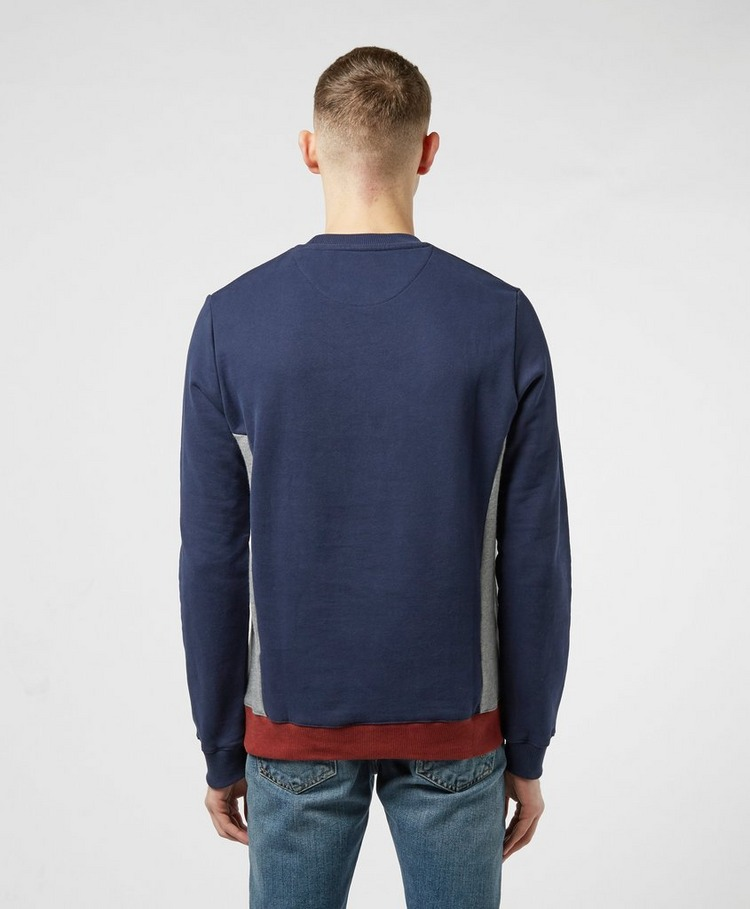 Lyle & Scott Multi Panel Sweatshirt