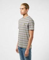 Lyle & Scott Stripe Short Sleeve T-Shirt