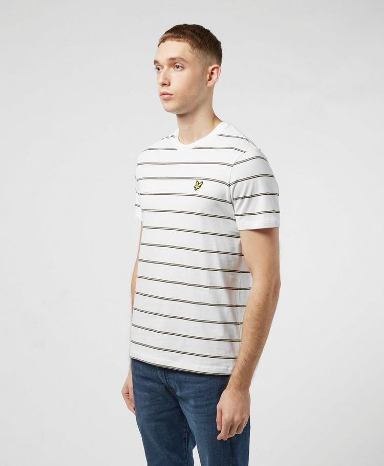 Lyle & Scott Stripe Short Sleeve T-Shirt