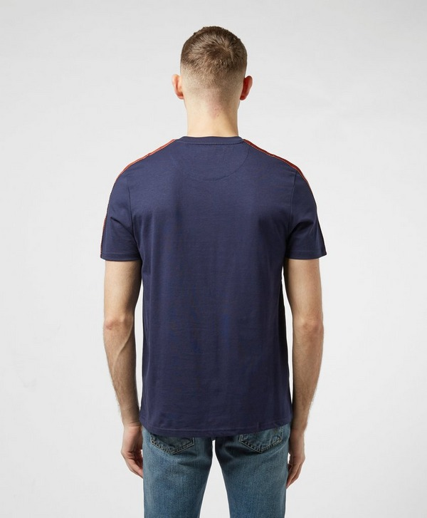 Lyle & Scott Taped Short Sleeve T-Shirt