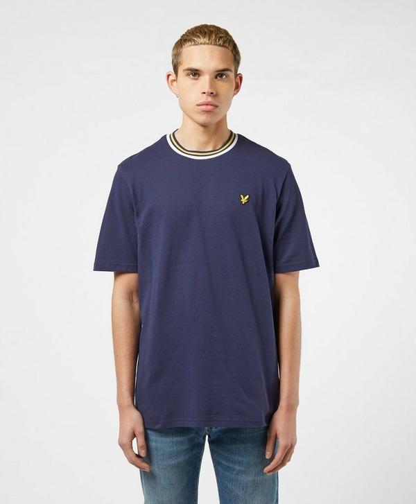 Lyle & Scott Rib Neck Short Sleeve T-Shirt