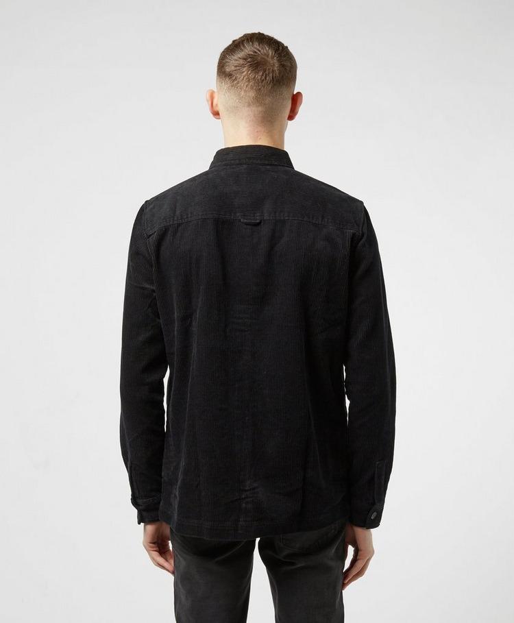 Lyle & Scott Heavy Cord Long Sleeve Shirt
