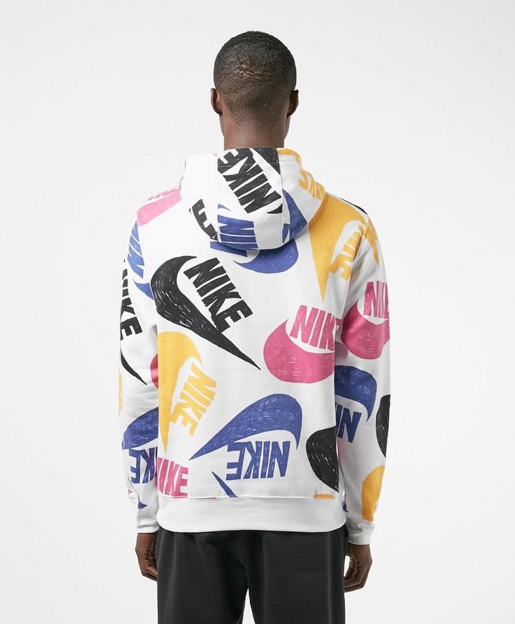 Nike Foundation All Over Print Futura Hoodie