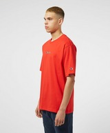 Champion Central Logo Short Sleeve T-Shirt