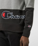 Champion Block Logo Sweatshirt