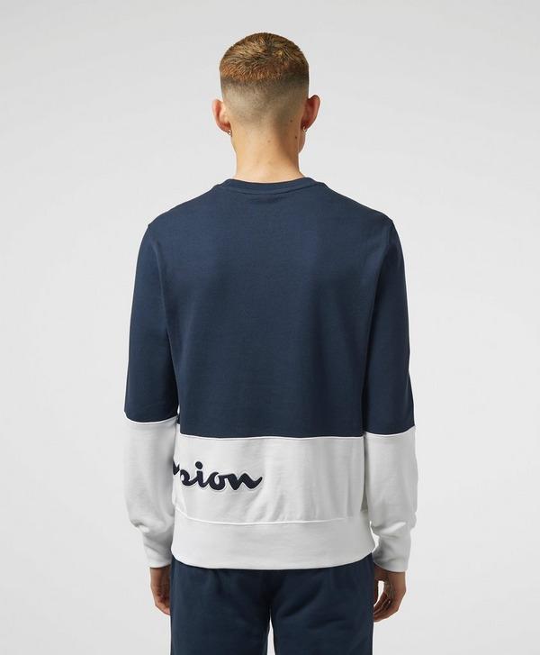 Champion Block Logo Sweatshirt