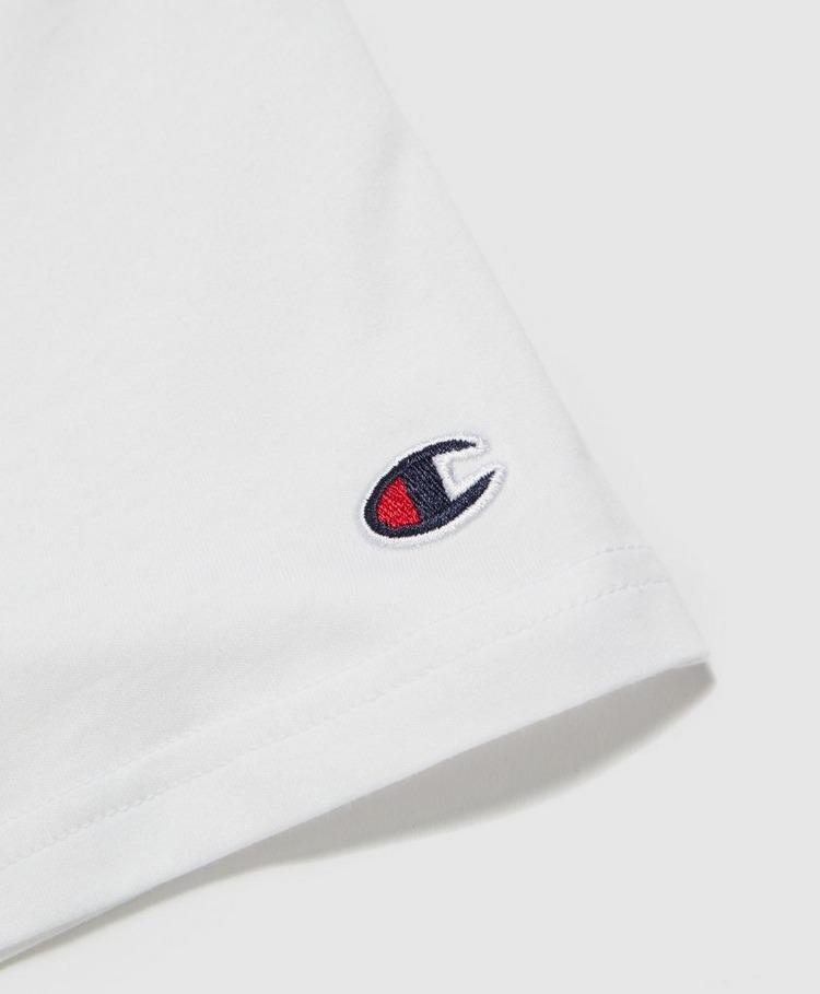 Champion Retro Print Squad Short Sleeve T-Shirt