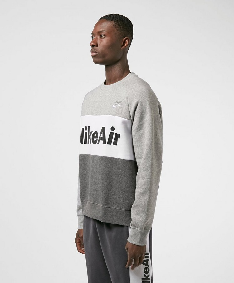 Nike Air Colour Block Sweatshirt