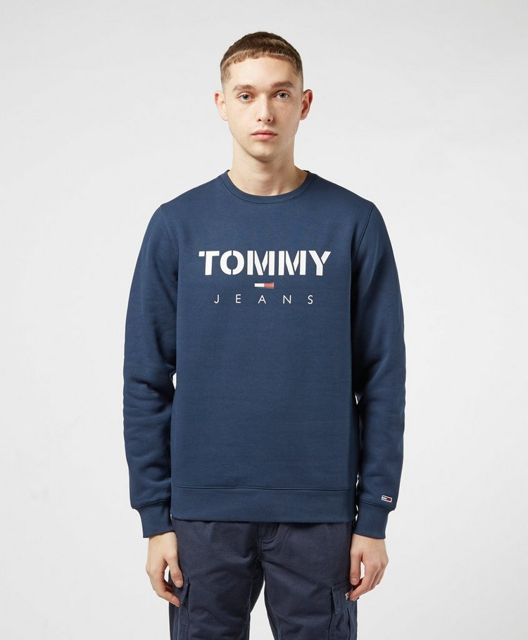Tommy Jeans Novel Logo Sweatshirt