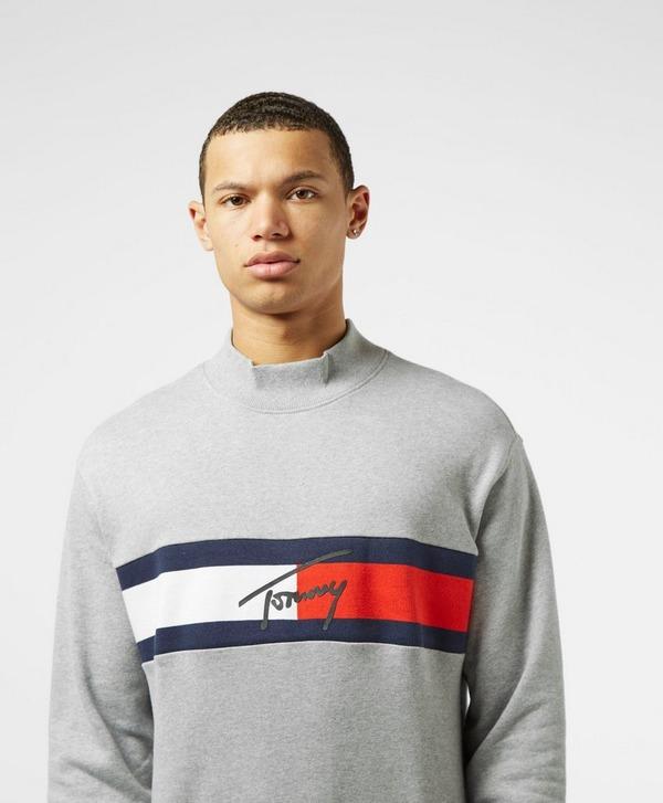 Tommy Jeans Script Logo Sweatshirt