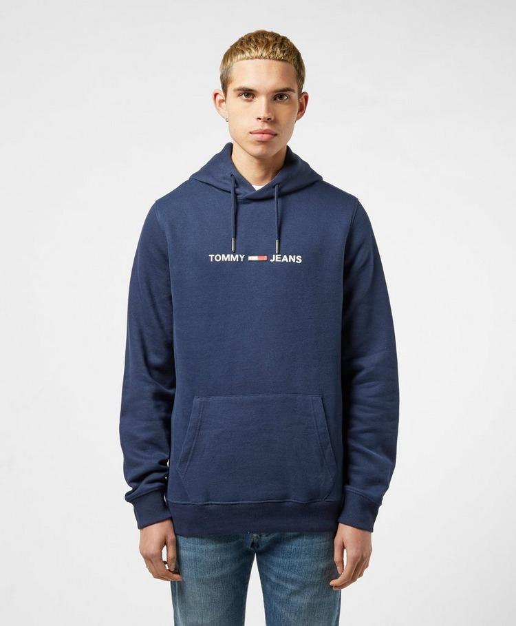 Tommy Jeans Linear Logo Overhead Hoodie