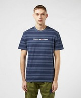 Tommy Jeans Linear Stripe Short Sleeve T-Shirt